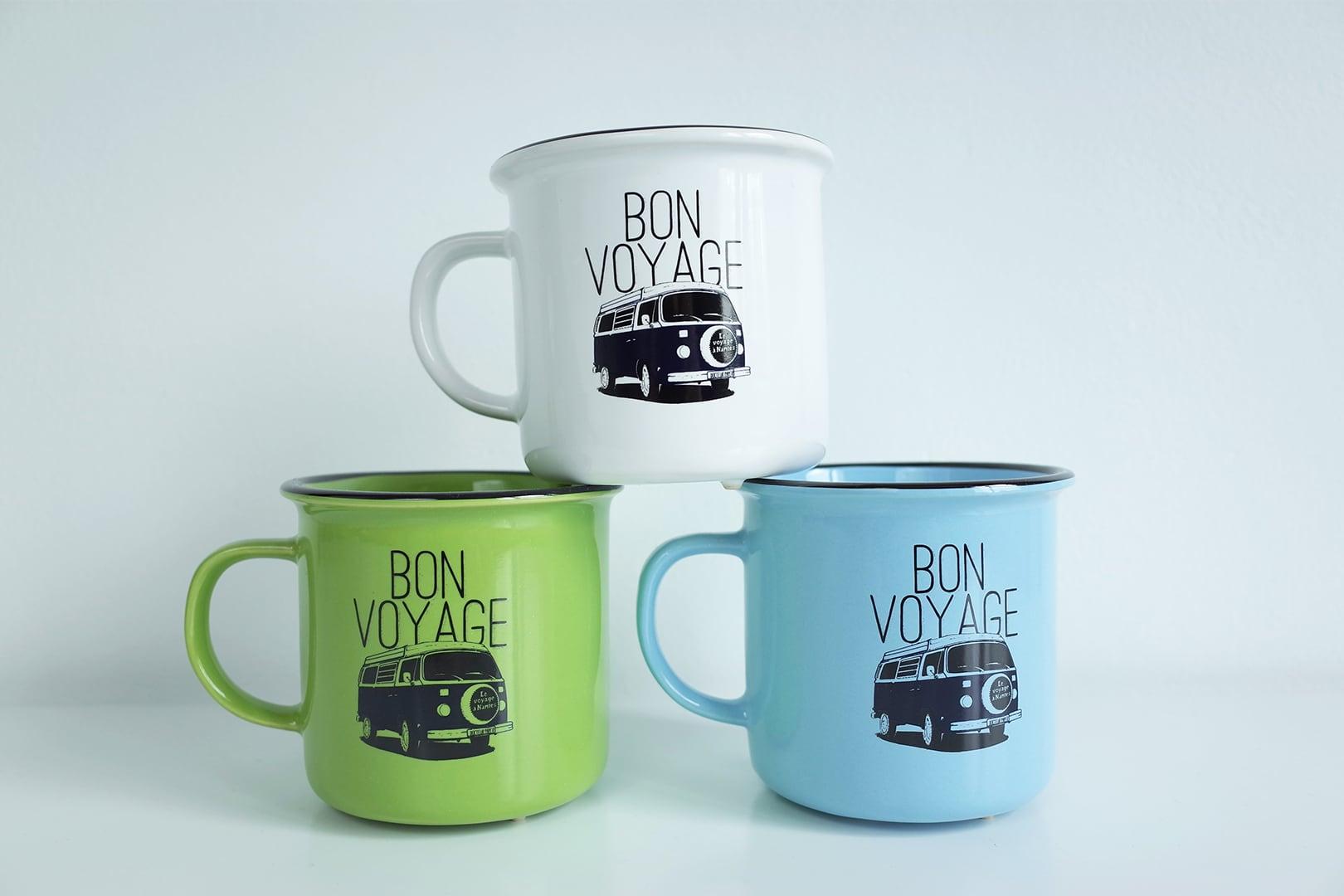 Mugs Le Voyage à Nantes
