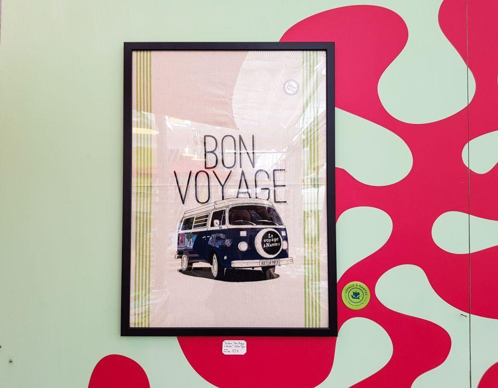 LVAN le voyage à nantes Docteur Paper van Tourisme Nantes City illustration illustrateur