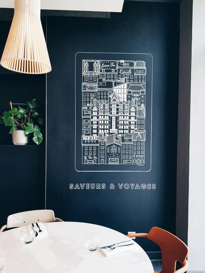Novotel Paris Orly Illustration Docteur Paper