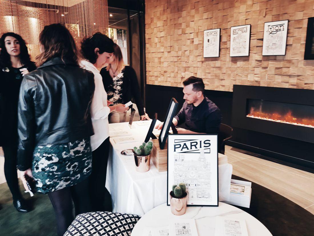 Novotel Paris Orly Dédicace
