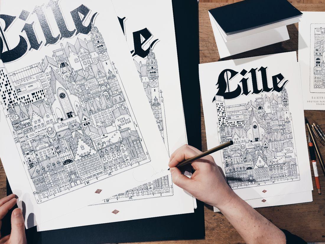 Lille Exposition Dédicace Illustration