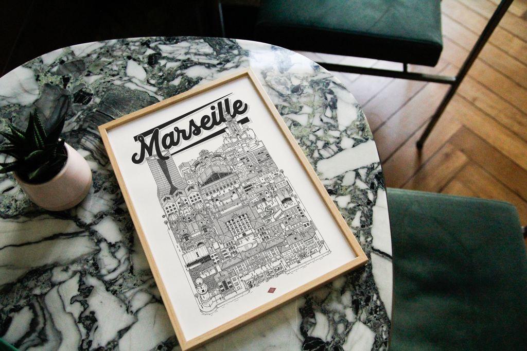 MARSEILLE Docteur Paper