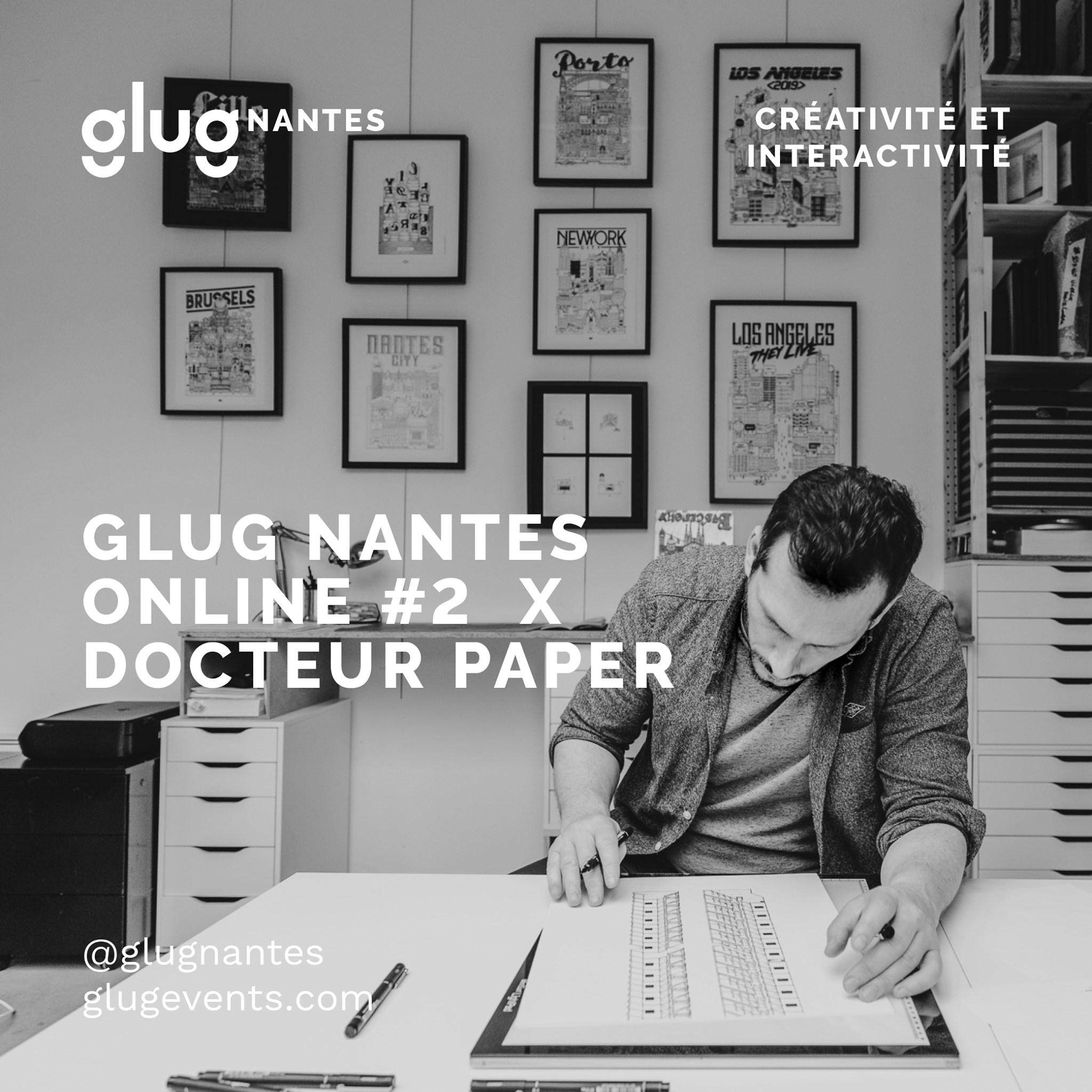 glug nantes Docteur Paper