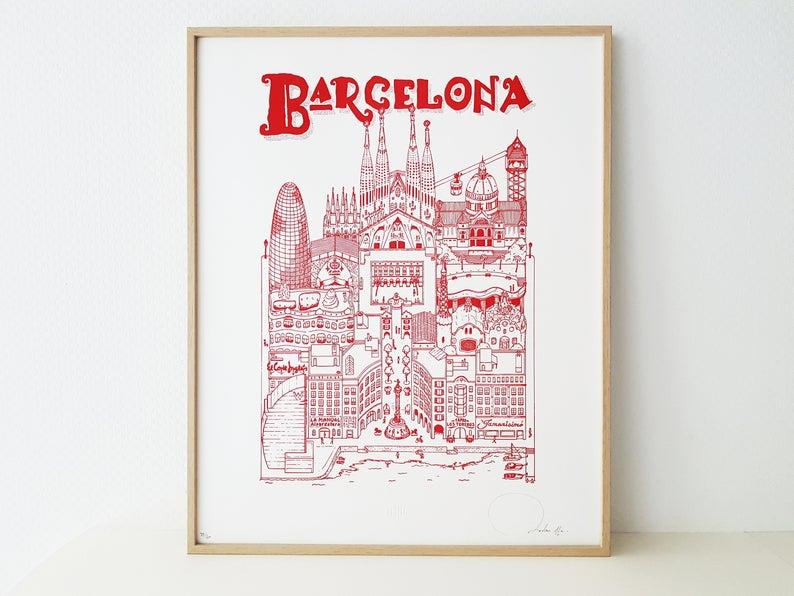 Barcelona Série Limitée