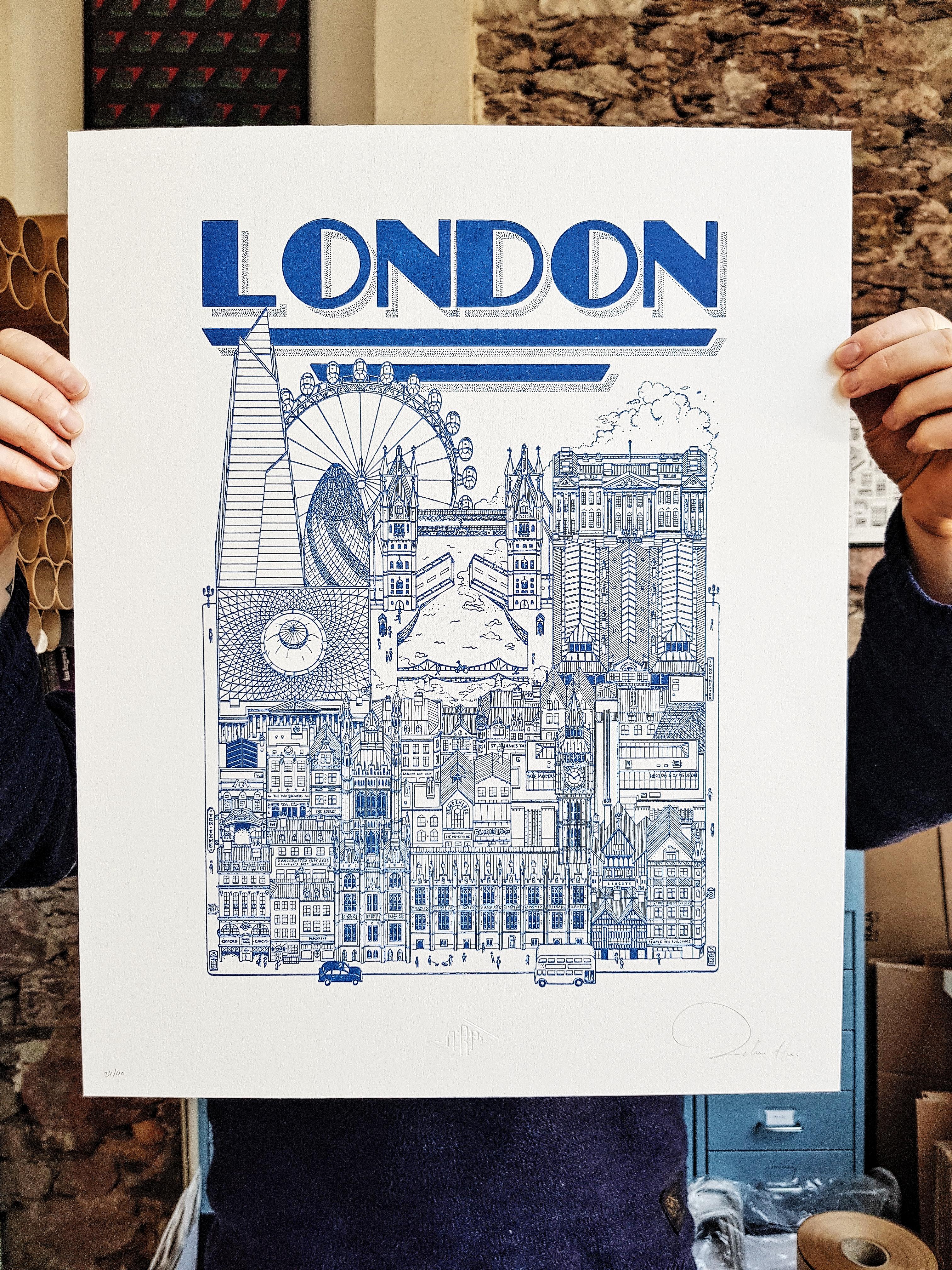 LONDON SERIE LIMITEE VILLE