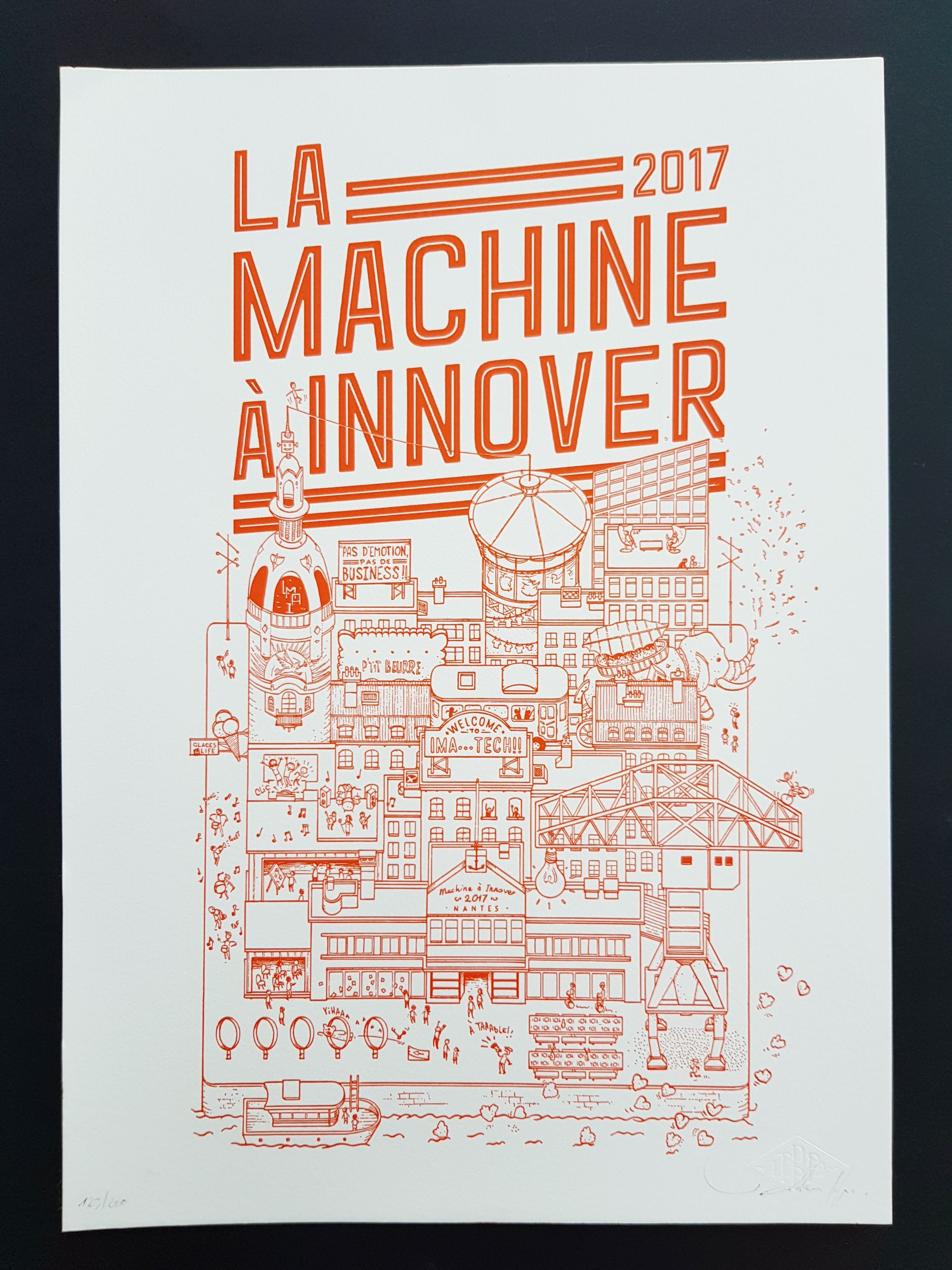 IMA TECH LA MACHINE A INNOVER Docteur Paper